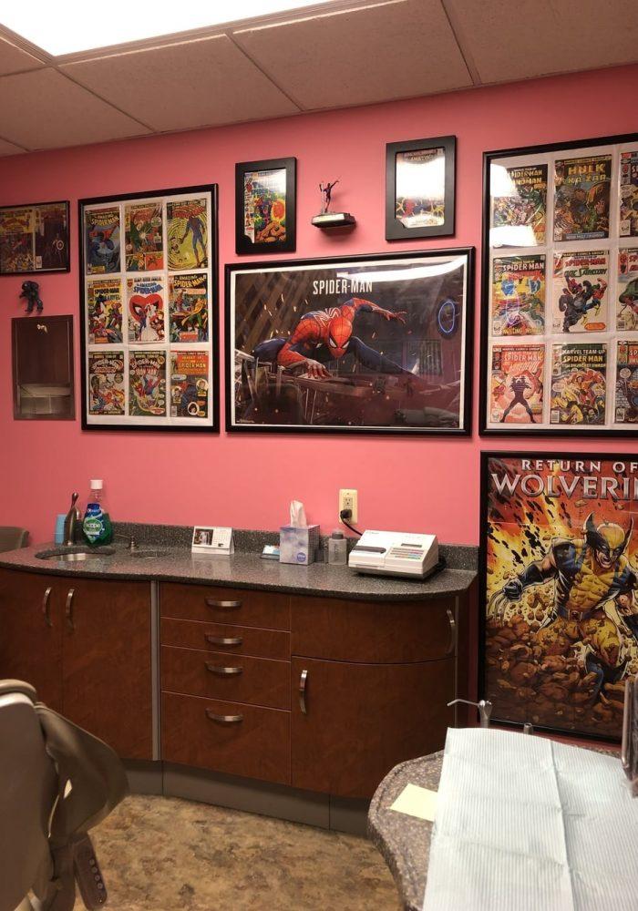Marvel Room